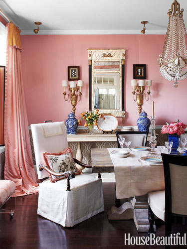 Dining room decorating inspiration color lex of hearts for Dining room colour inspiration